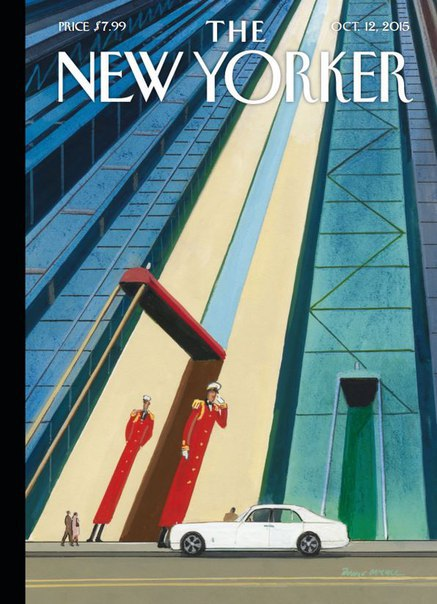 The New Yorker - 12 October 2015