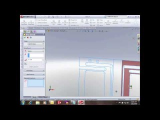 SOLIDWORKS 2010 - Converting 2D to 3D