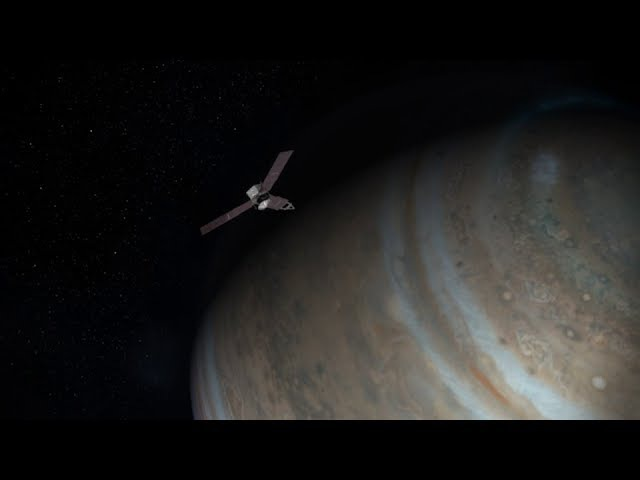 Mission Juno - Great documentary on Jupiter and NASA's Juno probe