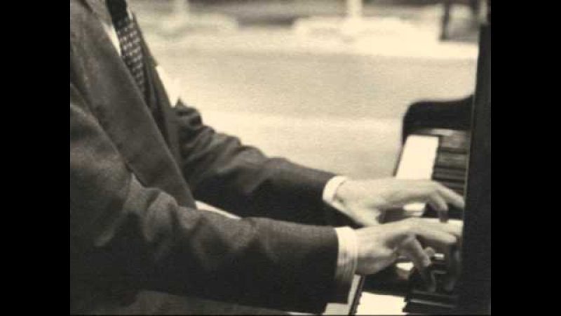 Dinu Lipatti plays Mozart Sonata in A Minor K310 at his last recital