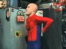 Prikol iz real'nyh pacanov человек паук и валя
