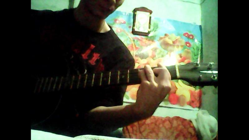 CaMaEl реп под гитару ты не мое счастье ты чья та шлюха