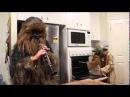 Star wars - yoda e chewbacca