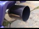 Skyline GT-T R34 RB26DETT PURE ENGINE SOUND