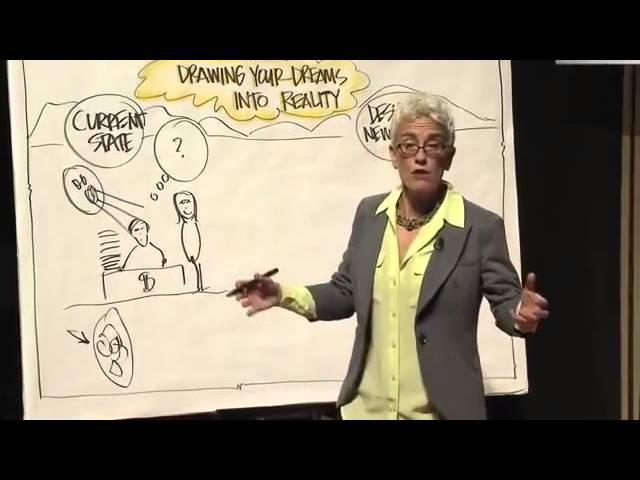 [TEDx на Русском] Нарисуй своё будущее - Возьми под контроль свою жизнь