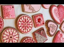 How to Stencil a Cookie (The Basics)