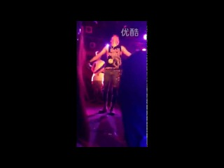 """[151031] WINNER Special Live In Okinawa - """"Fear"""" - Song Mino + Lee Seunghoon"""