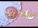Tutorial spilla cristal star in resina Sailor Moon