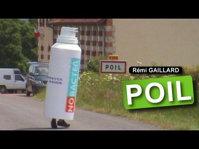 POIL (REMI GAILLARD)