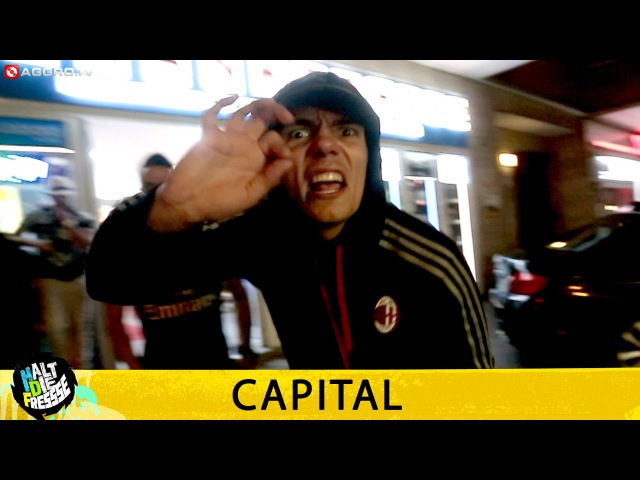 CAPITAL BRA HALT DIE FRESSE NR 355 OFFICIAL HD VERSION AGGROTV