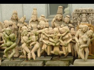 Искусство сексуальной жизни - Мистическая Азия. Камасутра.