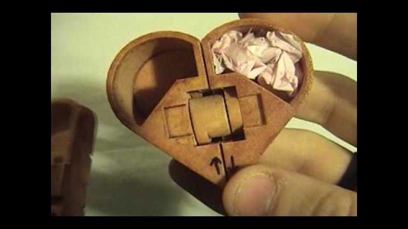 The Illusionist Love Locket