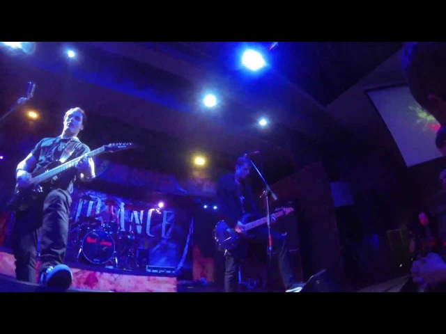 Synquies Symbol Live in Rock House 20.09.2015