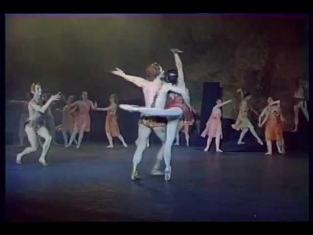 Вальпургиева ночь Е Максимова фильм балет 1974