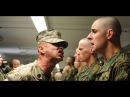 United States Marine Corps Boot Camp Training Officer Candidate School