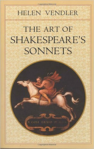 Helen Vendler-The Art of Shakespeare's Sonnets-Belknap Press (1997)