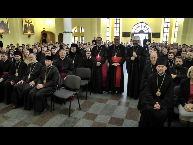 Кардинал П'єтро Паролін відвідав Львівську духовну семінарію УГКЦ