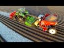 Potato Planting   Deutz-Fahr Agrotron 7250 TTV on Row-Crop Tracks Dewulf Miedema belt planter