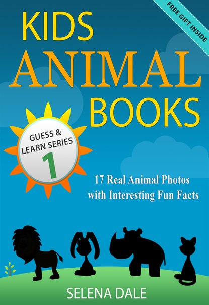 Kids Animal Books