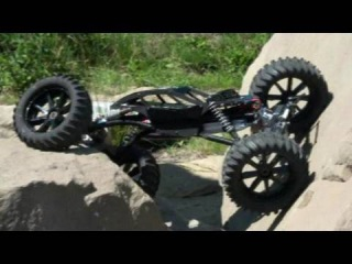 JUICE SUPER CLASS RC ROCK CRAWL COMPETITION - 8Th Scale