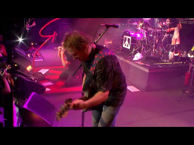 Chickenfoot HighwayStar Live