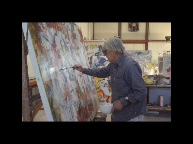 Willem de Kooning A Way of Living