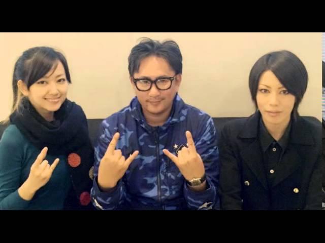 Jyou miko on Yokohama FM 29-10-15