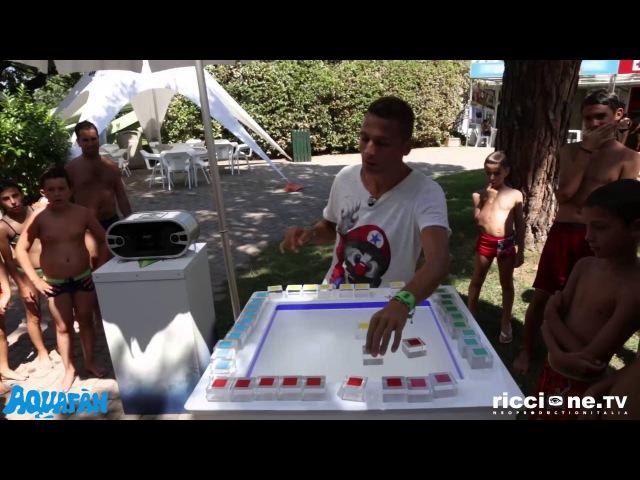 Aquafan Presenta Franky Dj Mash Machine