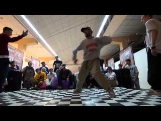Hip Hop Pro TOP GROOVE 21 ! SHTANKO vs BEBE SPURS vs SLASH