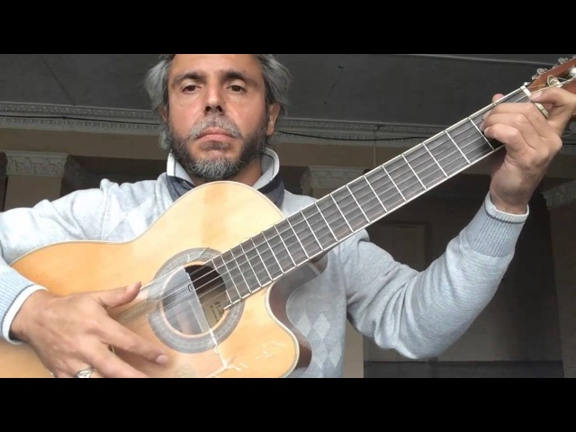 The Doors Riders on the Storm acoustic cover Garri Pat