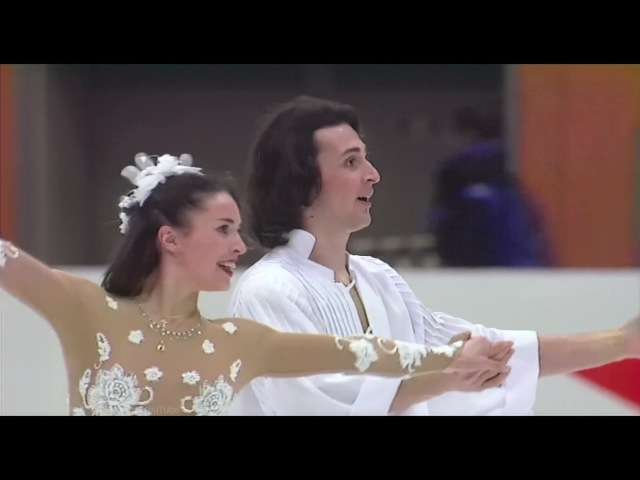 HD Irina Lobacheva Ilia Averbukh 1998 NHK Trophy Original Dance