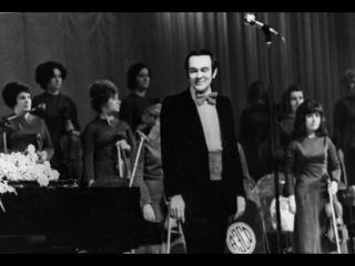 Муслим Магомаев. Концерт в Кремлёвском Дворце.  г. Muslim Magomaev