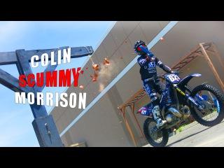 Colin Scummy Morrison visits Cold Steel