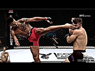 Mike Perry VS. Danny Roberts | by Stilinski