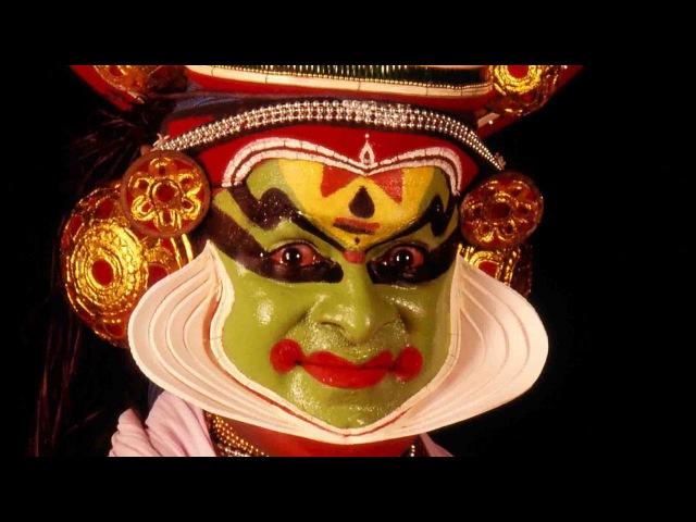 Мимика лица 80 го уровня Стиль Катхакали