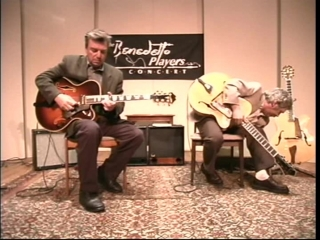JIMMY BRUNO  JACK WILKINS Live From The Theatre At Washington