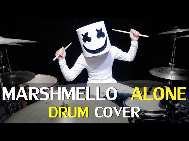 Alone Marshmello Drum Cover Ixora Wayan