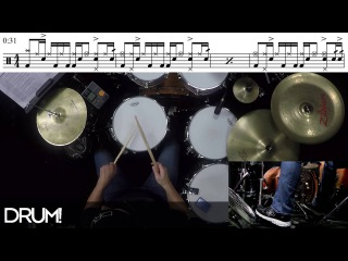 Groove Analysis: Ray Luzier
