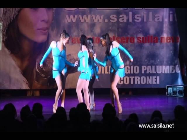 SALSILA 2015 VANESSA LACEDONIA y su Lady VL