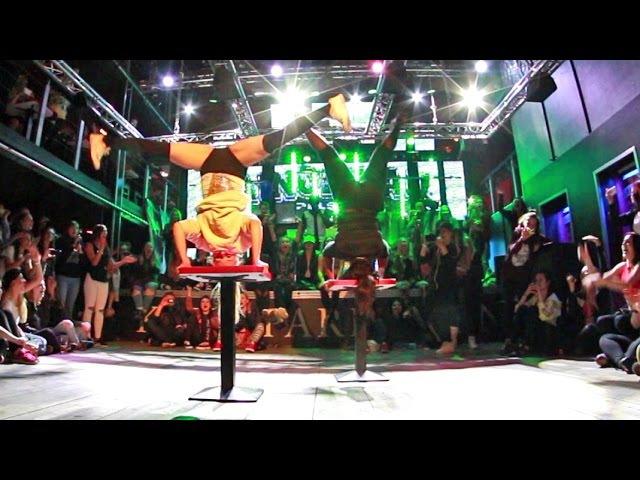 Dancehall Queen Headtop Aneika feat. DHQ Alevanille | Dancehall Challenge 2016