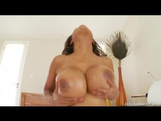 Priya Rai (big tits, huge boobs, sex, porno, pornstar, stockings)