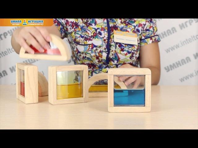 Водный конструктор Plan Toys (План Тойс)