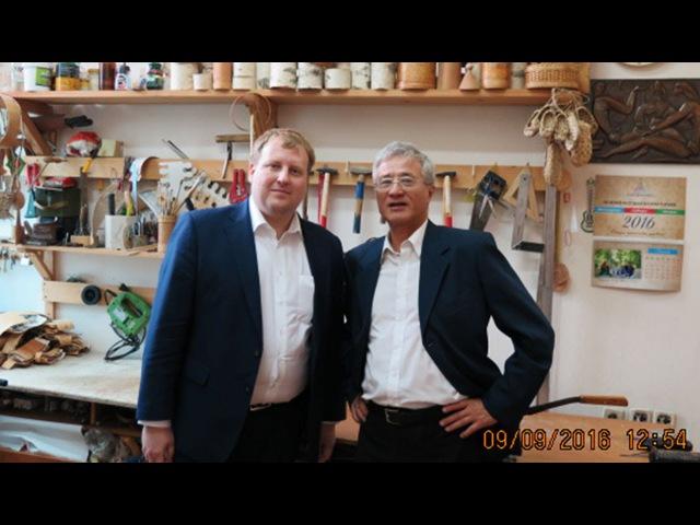 Бизнес кризис перспективы Александр Логинов на мастер классе в Барнауле