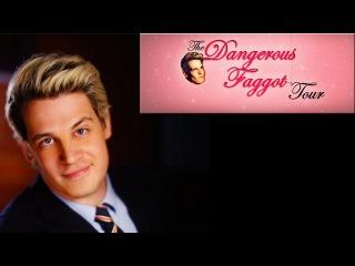 Milo Yiannopoulos: The Dangerous Faggot Tour (Rutgers)