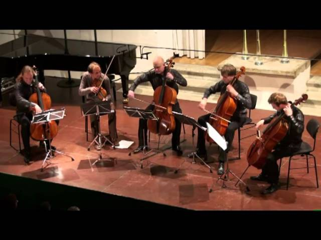 Spring Hora Gilles Apap Kira Kraftzoff and Rastrelli Cello Quartet