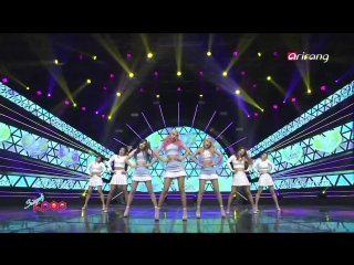 AOA Cream - I'm Jelly Baby @ Simply K-Pop 160304