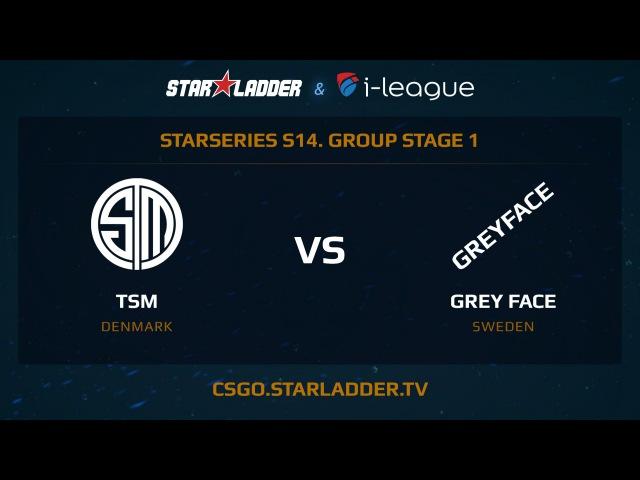 TSM vs. GreyFace @ de_dust2