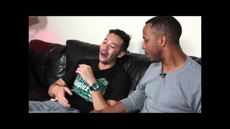 Cross Counter Mike Ross Gootecks I Put The Pressure On Him