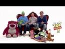 История игрушек Большой побег/Toy Story 3 (2010) Немецкий промо-ролик