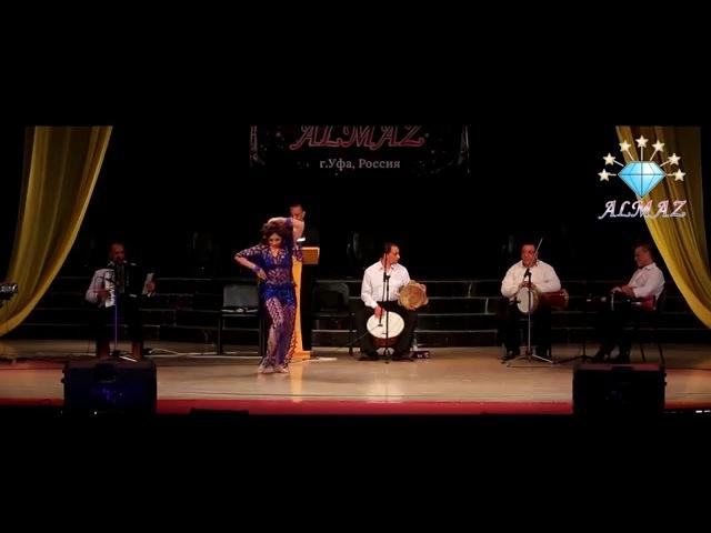 Diana Ra - Baladi Improvisation @ Almaz Festival 2016